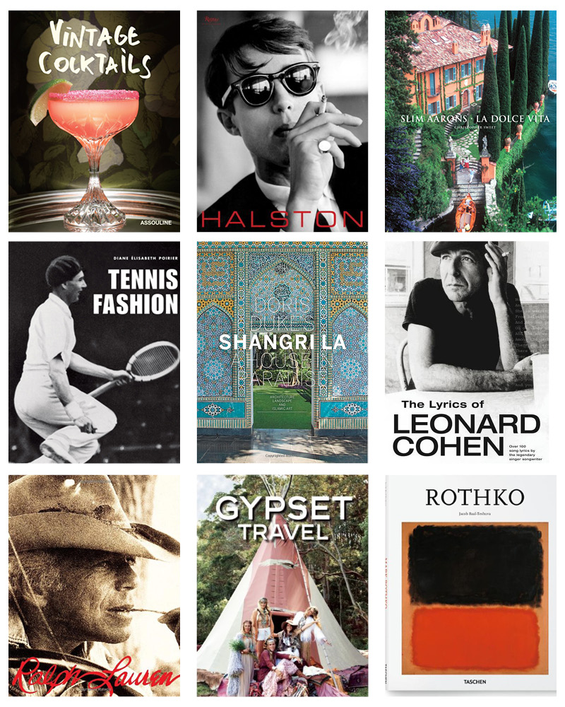 the coffee table book short list - soul locale